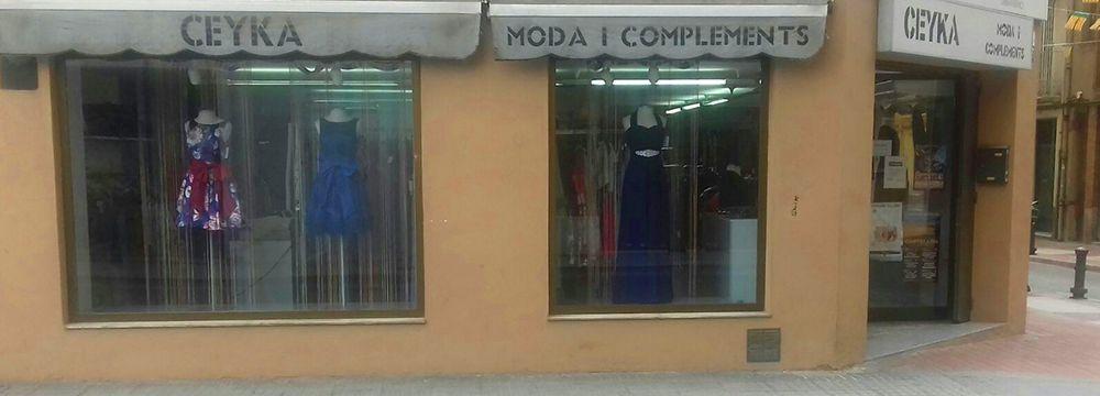 27f543e7f693 Tienda de ropa y accesorios de mujer en Castellón | Ceyka